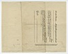 Thumbnail for Stock certificate issued by Black Star Line to Amy McKenzie