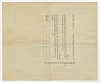 Thumbnail for Stock certificate issued by Black Star Line to Florence O. Truesdell