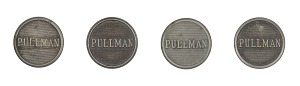 images for Four buttons from a Pullman Porter uniform-thumbnail 1