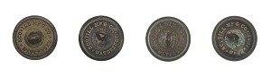 images for Four buttons from a Pullman Porter uniform-thumbnail 2