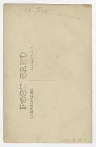 images for Photographic postcard of Pullman Porter, T.R. Joseph-thumbnail 2