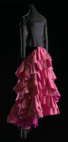 Image for Dress worn by Denyce Graves in Washington National Opera's production of Carmen