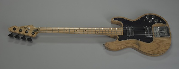 Image 1 for Bass guitar used by Norwood Fisher in the band Fishbone