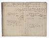Thumbnail for Wage book for the slave trading ship Fox captained by Robert Mitchell