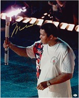 Image for Photographic print of Muhammad Ali at the 1996 Olympic Opening Ceremony