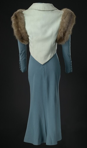 Image for Costume dress worn by Diana Ross as Billie Holiday in Lady Sings the Blues