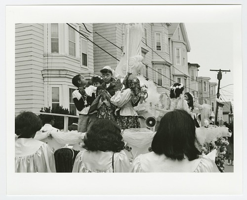 Image for Our Lady of Fatima Float, Roxbury