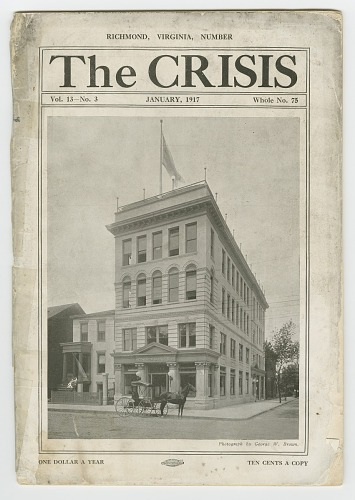 Image for The Crisis Vol 13. No. 3