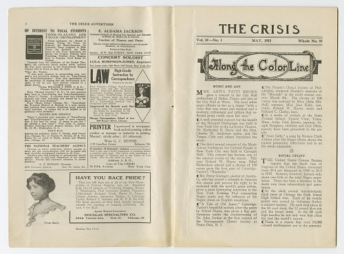 Image for The Crisis Vol. 10 No. 1