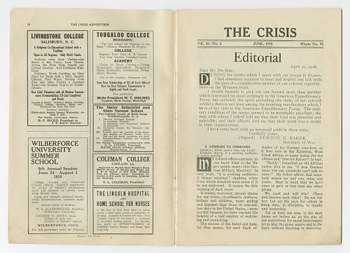Image for The Crisis Vol. 16 No. 2