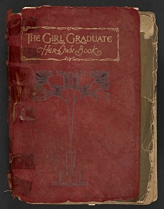 Image for The Girl Graduate - Her Own Book