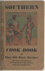 Southern Cook Book of Fine Old Dixie Recipes