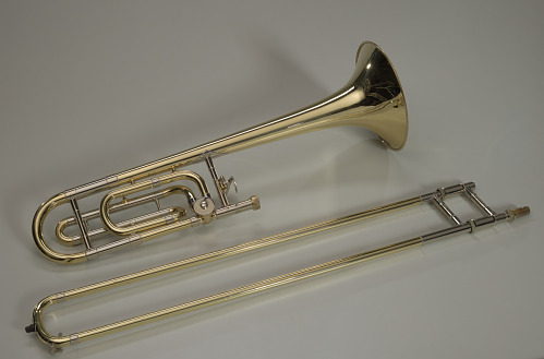 Image for Trombone played by Fred Wesley