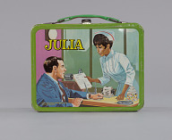Image for Lunchbox and thermos featuring Diahann Carroll from the sitcom Julia