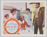 Image for Lobby card for A Raisin in the Sun