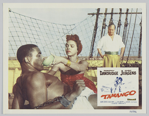 Image for Lobby card for Tamango