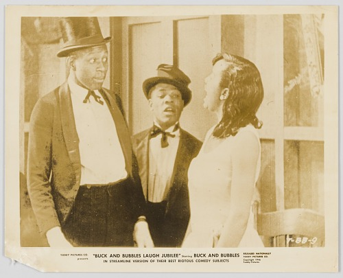 Image for Film still for Buck and Bubbles Laugh Jubilee