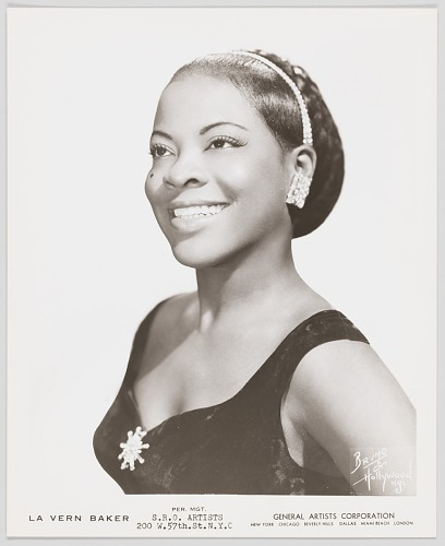 Image for Photograph of LaVern Baker