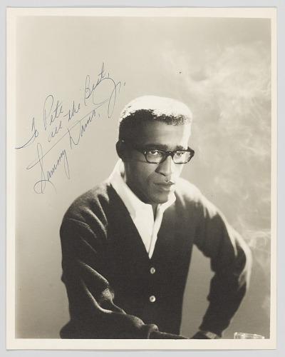Image for Photograph of Sammy Davis Jr.