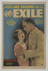 Film poster for The Exile