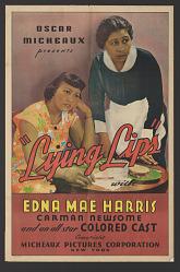 Poster for Lying Lips