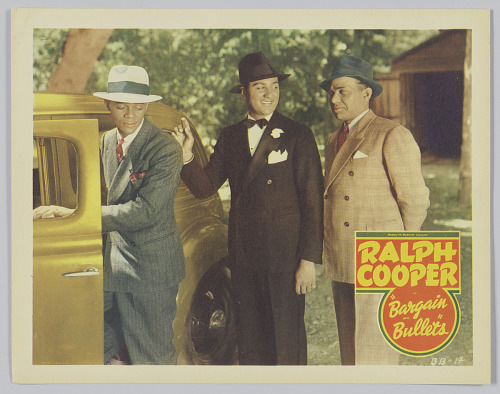 Image for Lobby card for Bargain with Bullets