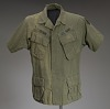 Thumbnail for Military fatigue shirt worn by James E. Brown of the 20th Engineer Brigade