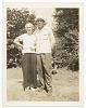 Thumbnail for Photographic print of Joe Louis with unidentified woman
