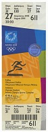 Image for Ticket for 2004 Summer Olympics athletics event owned by Carl Lewis