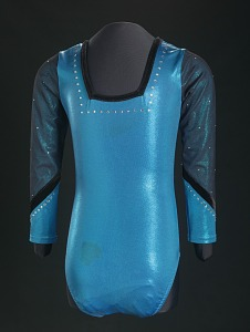 images for Leotard worn by Gabby Douglas during her first competitive season-thumbnail 2