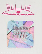 Image for Admission ticket for 2012 London Olympics gymnastics competition