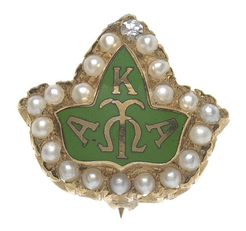 Image for Member badge for Alpha Kappa Alpha Sorority