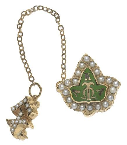Image for Member badge for Alpha Kappa Alpha Sorority