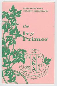 Image for The Ivy Primer