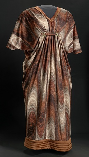 Image for Dress worn by Isabel Sanford as Louise Jefferson on The Jeffersons