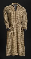 Dress and belt worn by Marla Gibbs as Florence Johnston on The Jeffersons
