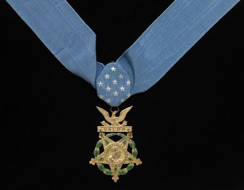 Image for Medal of Honor bestowed on Sergeant Cornelius H. Charlton