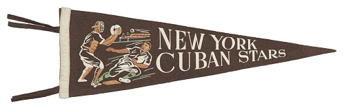 Image for Pennant for the New York Cuban Stars