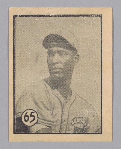 Image for Baseball Card of Martin Dihigo