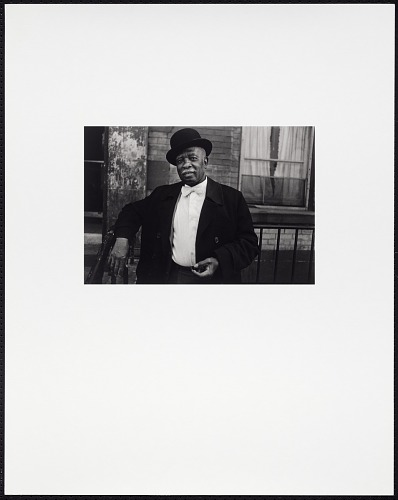 Image for A Man in a Bowler Hat