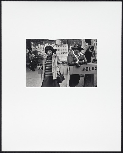 Image for Two Women at a Parade