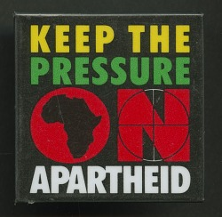 The Fight to End Apartheid