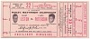 Thumbnail for Ticket to a championship boxing match between Floyd Patterson and Sonny Liston