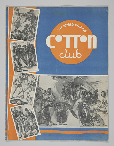 Image for Program from the Cotton Club