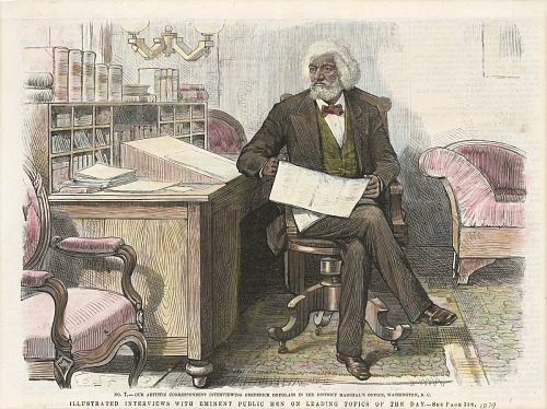 Image for Print of Frederick Douglass