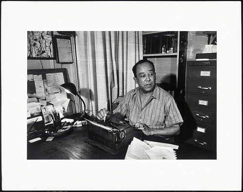 Image for Portrait of Langston Hughes