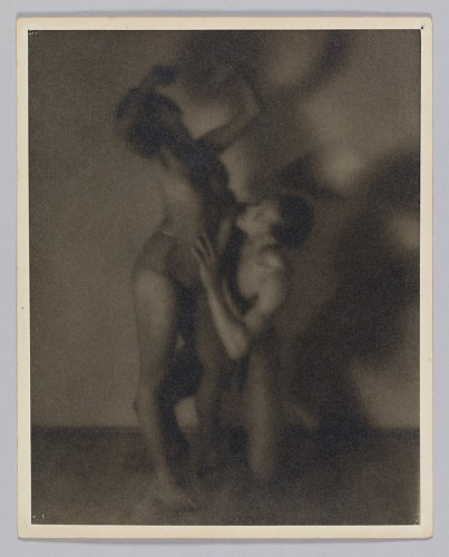 Image for Photograph of a man and a woman