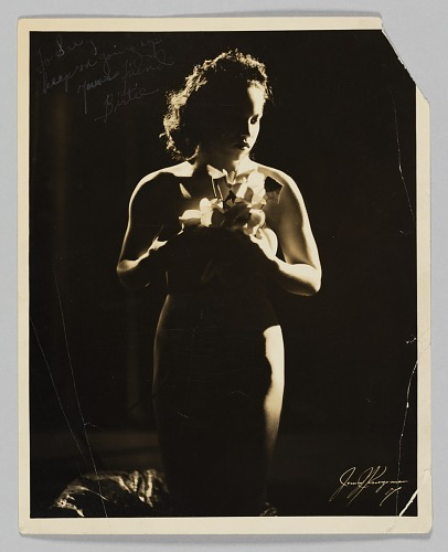 Image for Photograph of a woman, Birtie