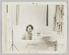 Thumbnail for Photograph of Alice Key in a bathtub