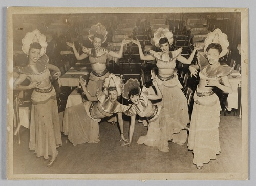 Image for Photograph of The Henry LeTang Dancers at Club 845
